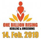 Logo One Billion Rising Koblenz